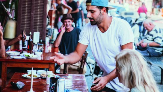 Often dubbed the coolest city in the Mediterranean, Tel Aviv thrums with restaurants, bars and a ...
