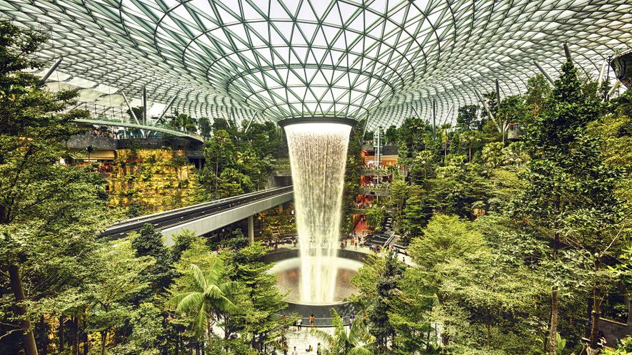 What's new at Singapore's Changi Airport