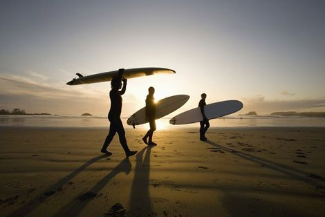 Do it now: Surf camps