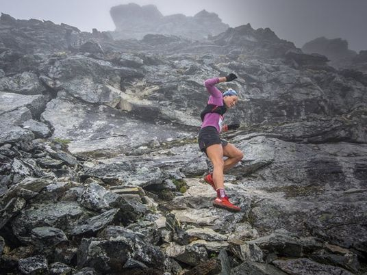 Do it now: Go trail running