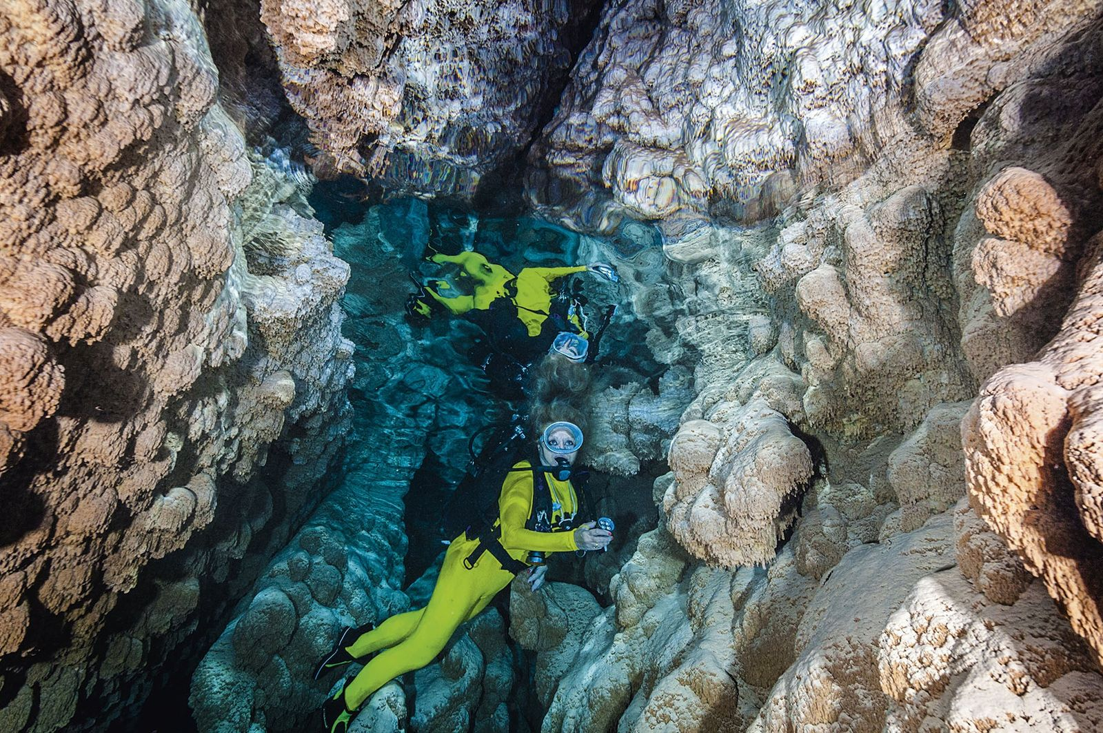 Do it now: Where to go caving