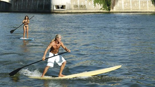 Do it now: Stand-up paddleboarding