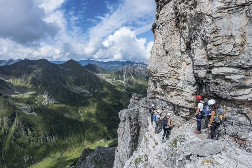 Do it now: Climbing