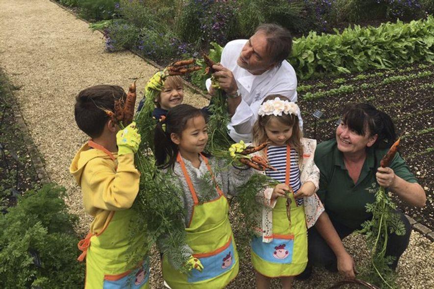 The Raymond Blanc Gardening School