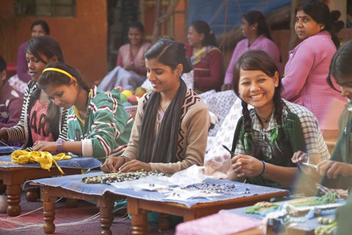 One Traveller is helping to support Project Ladli, which houses and helps to educate girls in ...