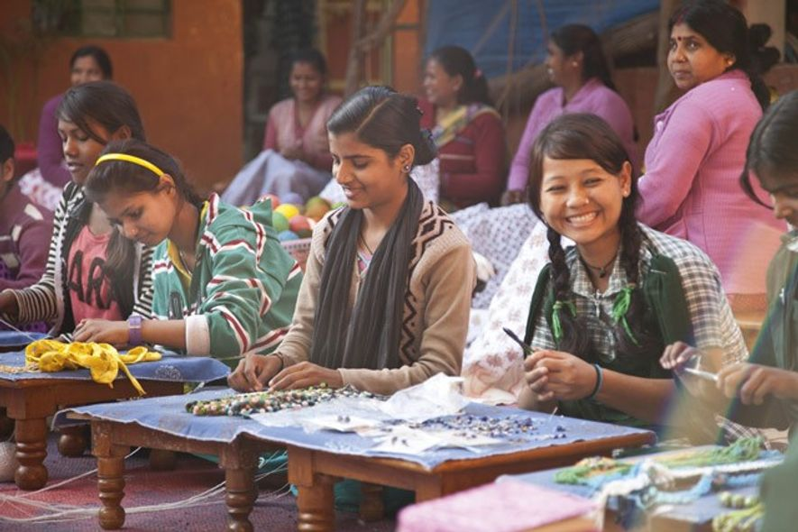 One Traveller is helping to support Project Ladli, which houses and helps to educate girls in India.