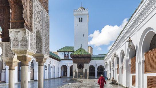 Al-Qarawiyyin Mosque and university in Fez