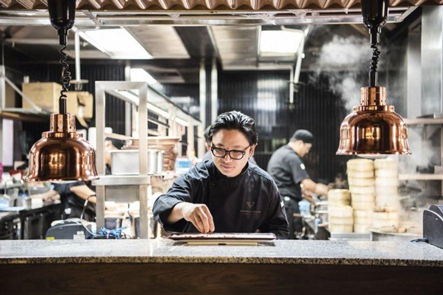 Executive Chef Luke Nguyen of Vietnam House
