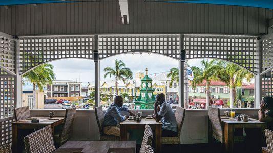 A taste of St kitts & Nevis