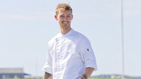 At the chef's table with Stephan Bogardus