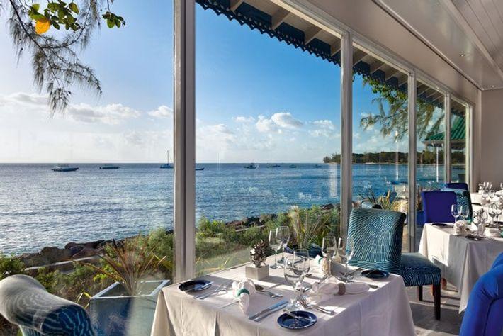Tides Restaurant, Barbados