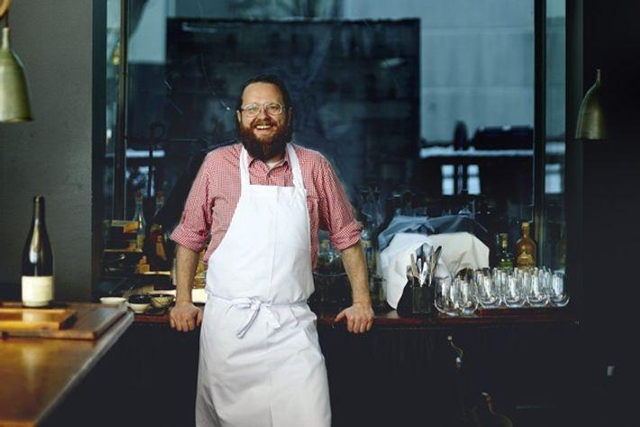 At the chef's table: Ragnar Eiríksson