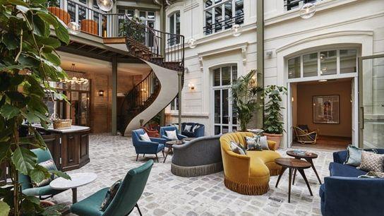 Hoxton Hotel, Paris