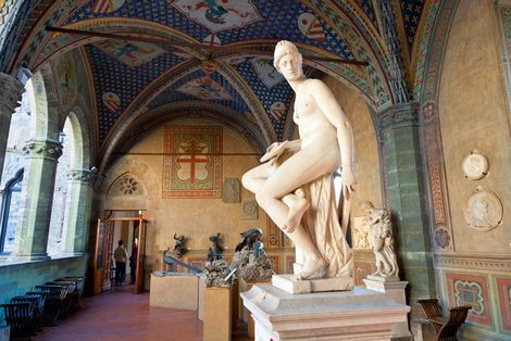 Top 5: Art in Florence