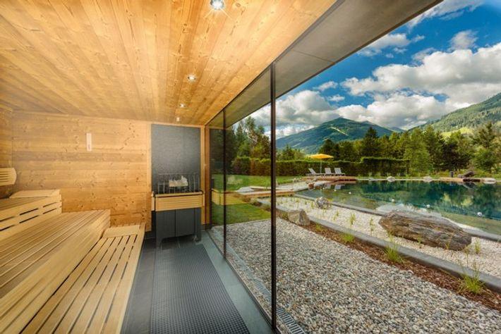 Tauern Spa Kristall Sauna, Salzburgerland