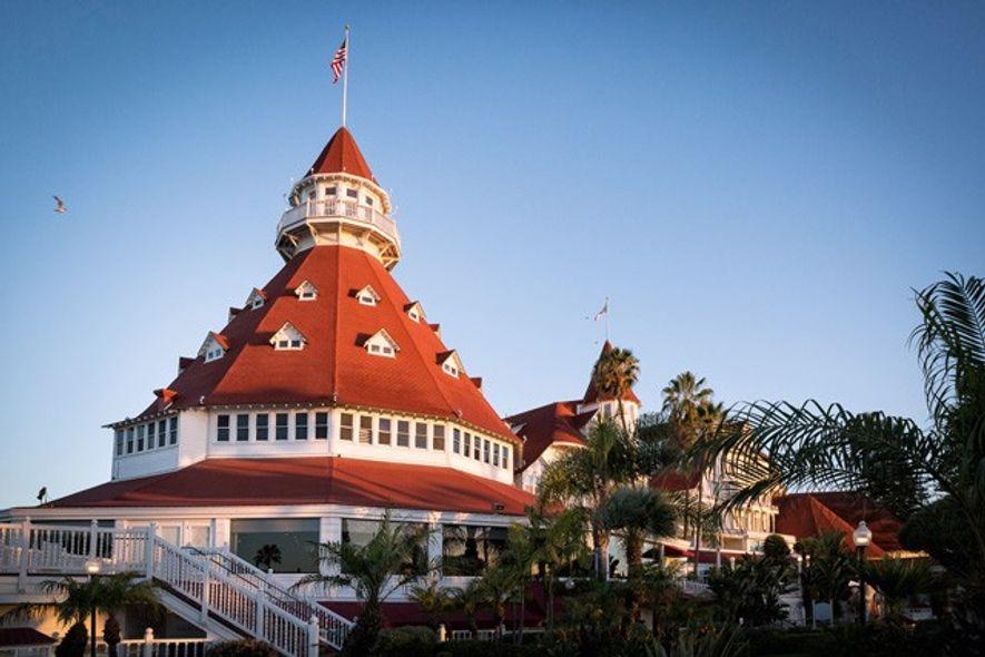 Hotel del Coronado. Image: Chris Van Hove
