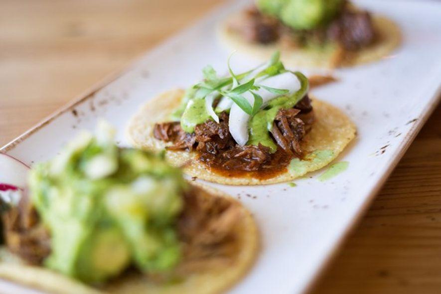 Tacos, Puesto. Image: Chris Van Hove