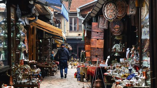 How to spend a long weekend in Sarajevo