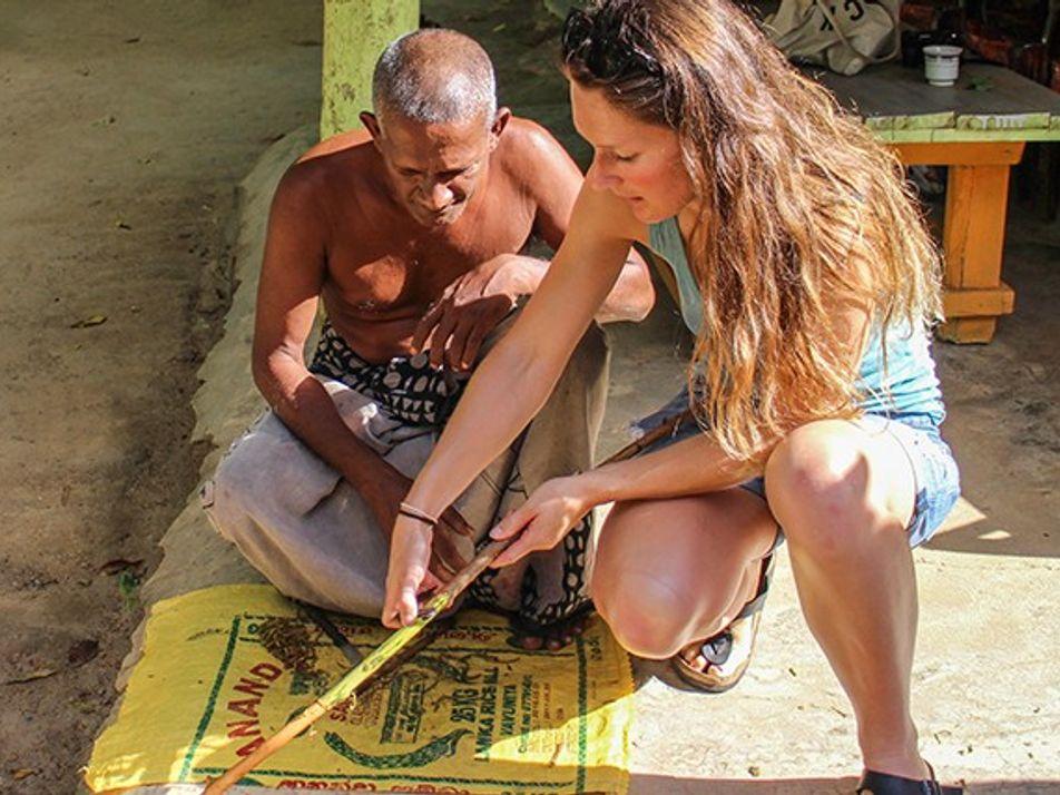 Sri Lanka: Cinnamon island