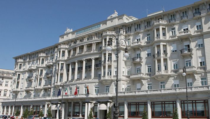 Savoia Excelsior Palace, Trieste