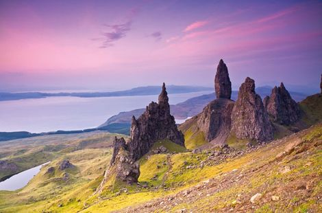 Scotland: Escape to Raasay
