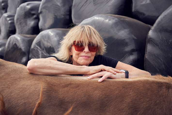 People have always had a symbiotic relationship with animals, says Chrissie Hynde.