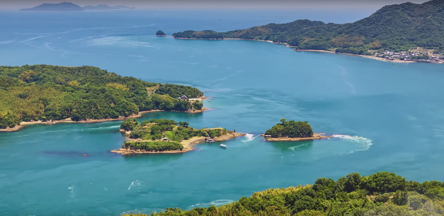 Video: The Inland Sea – Setouchi, Japan
