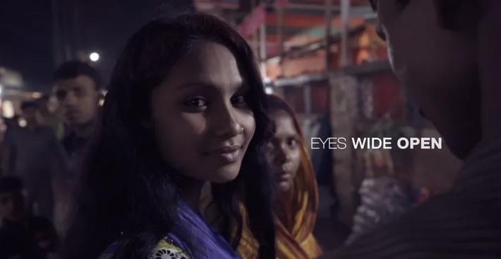 Video: Eyes Wide Open
