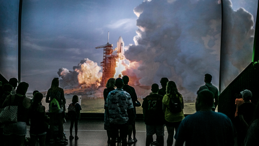 Why the Apollo missions made Florida synonymous with space