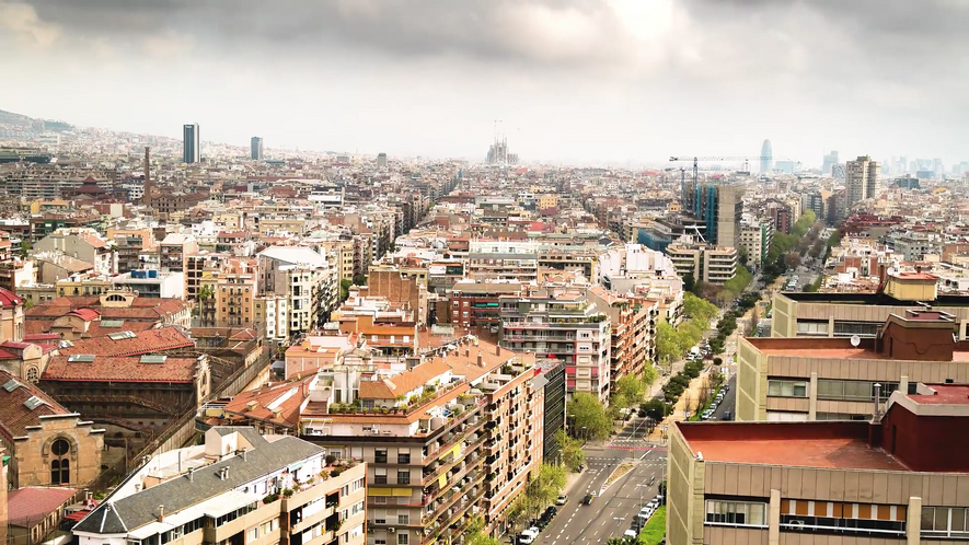 Travel video of the week: Barcelona