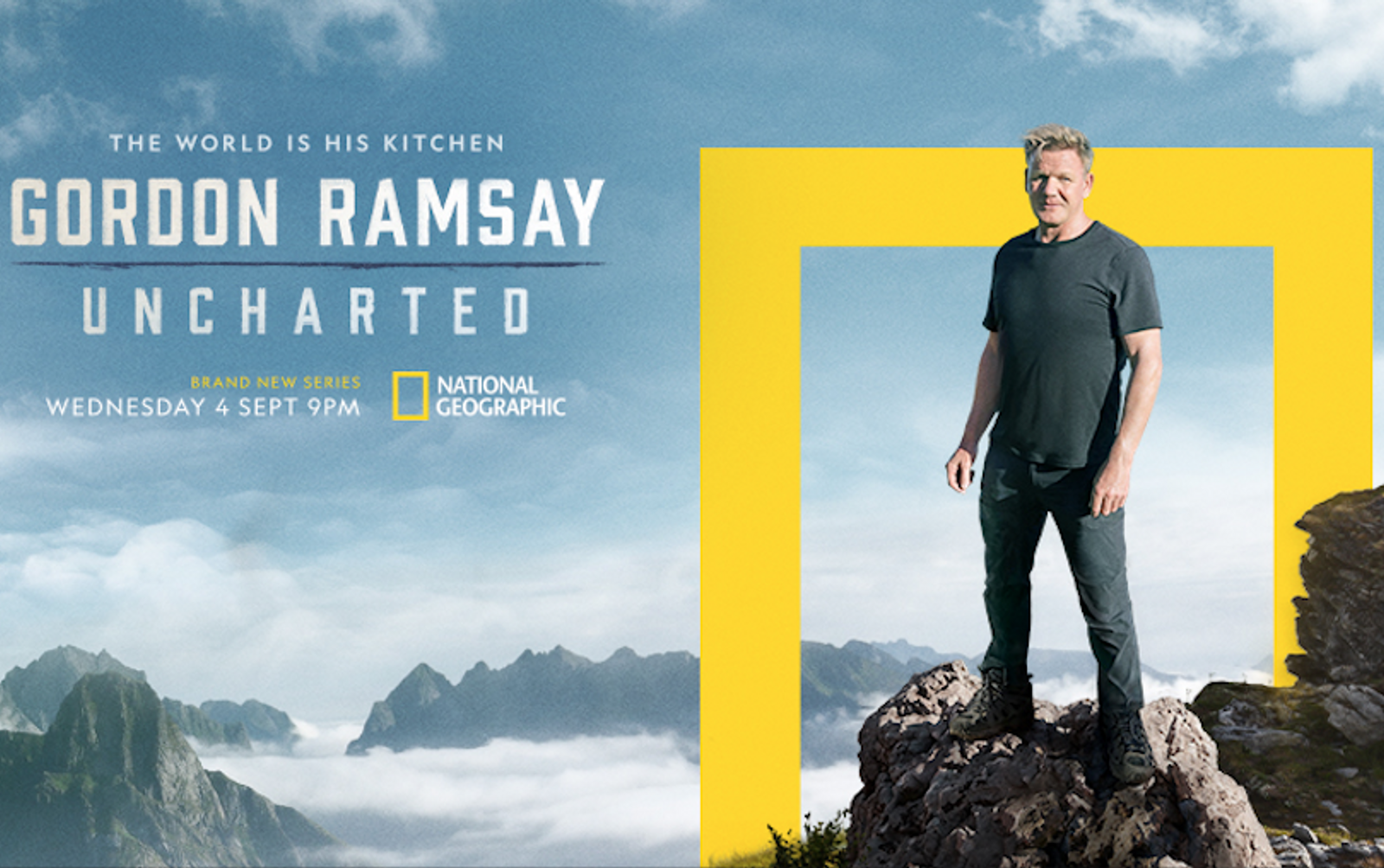 Gordon Ramsay – Uncharted: Watch the Trailer