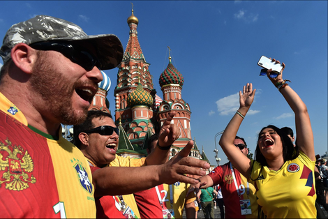 Why I Always Travel to The World Cup