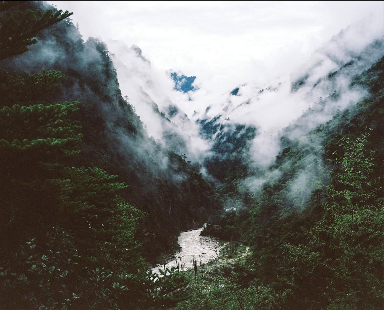 Bhutan is one of the world's remaining biodiversity hotspots. Approximately 72 percent of Bhutan is covered by forests. The country's government has a mandate that 60 percent will be protected for all time. Despite their environmental commitment, Bhutan's glaciers are retreating and melting, causing dangerous floods and resource scarcity.