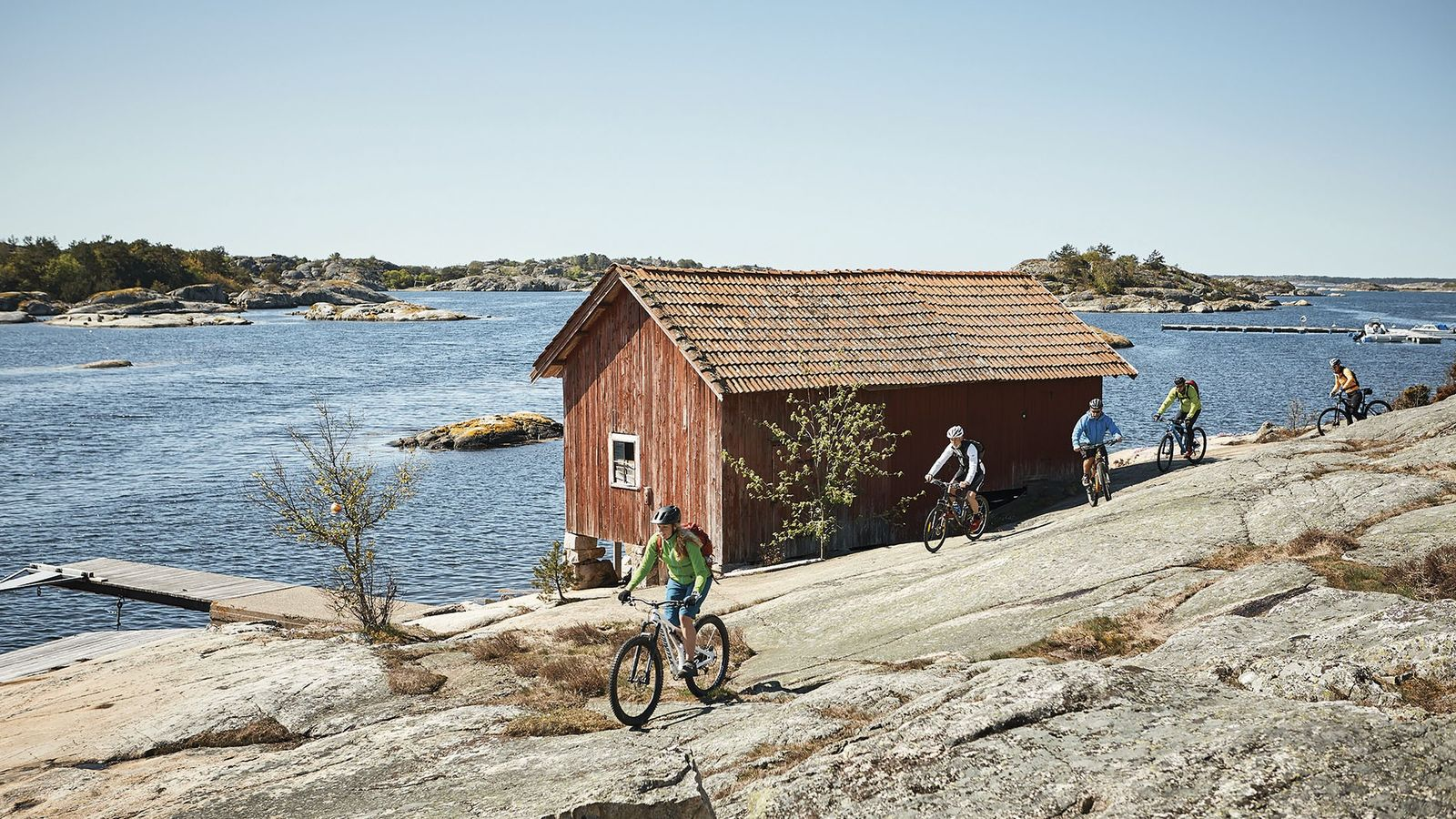 Cycling in West Sweden