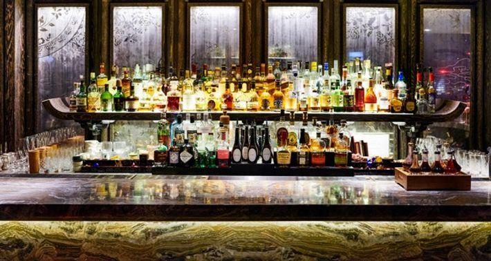 GONG Bar at Shangri-La Hotel, At The Shard