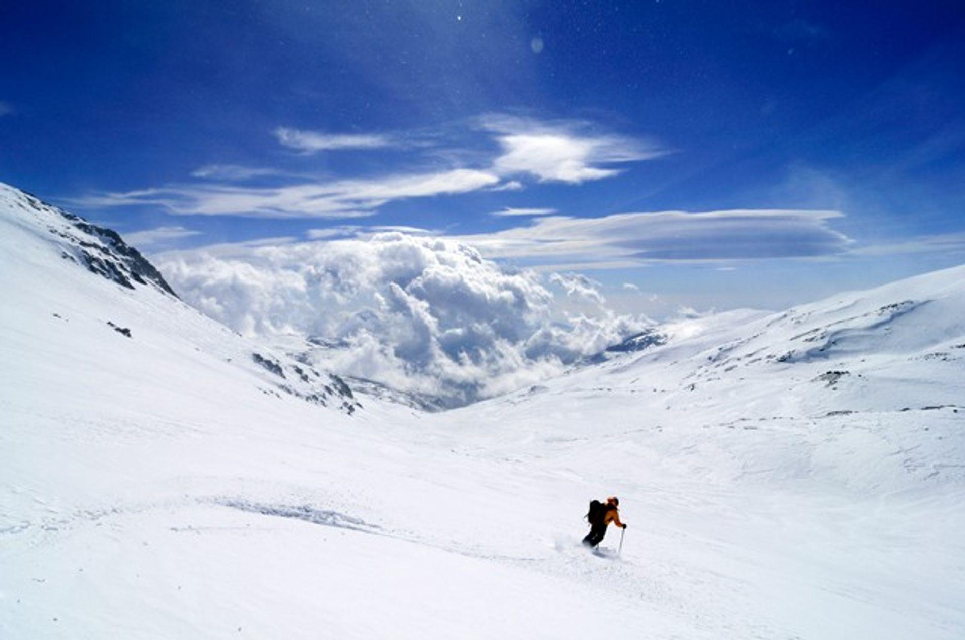 City ski break: Granada & Sierra Nevada