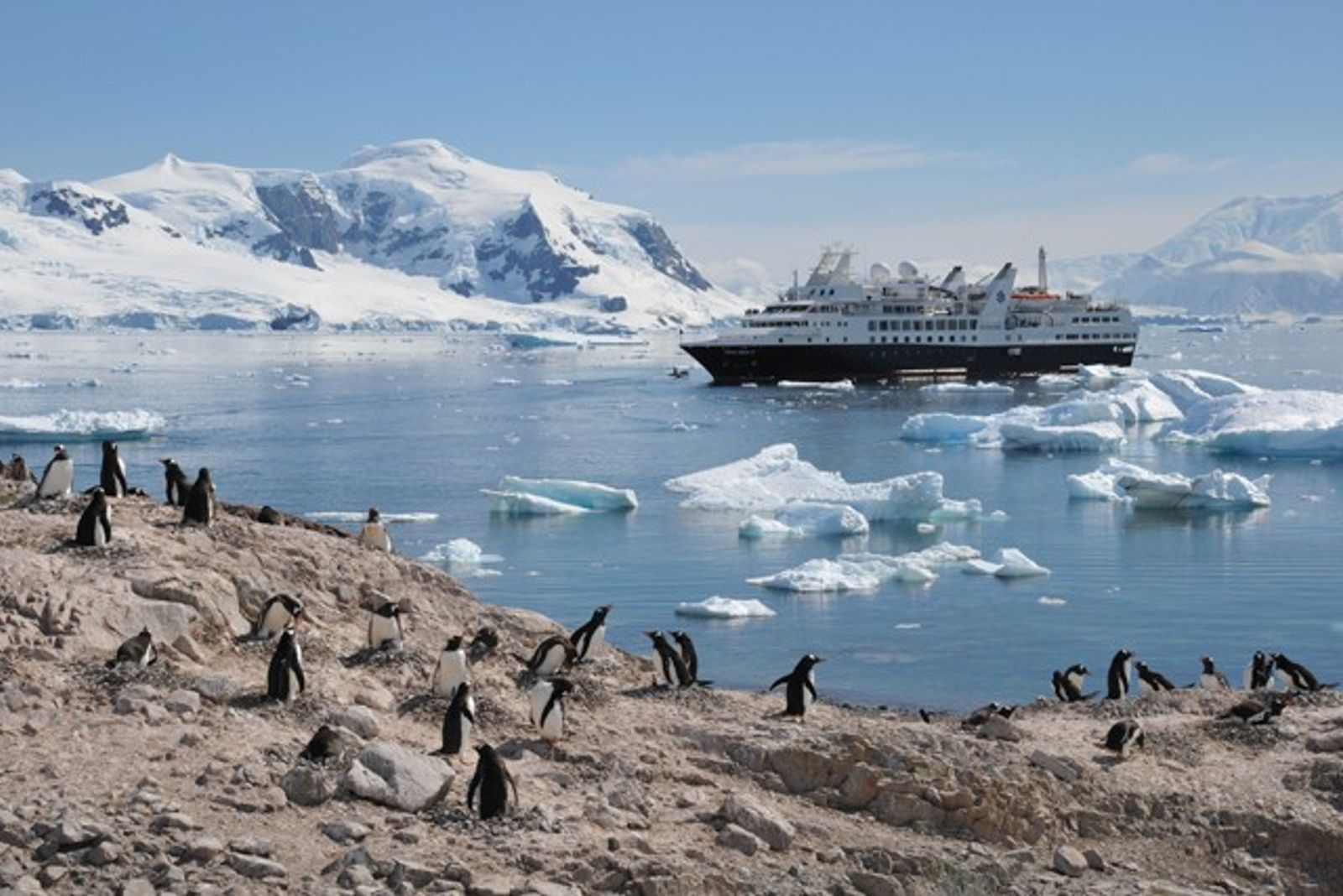 Find your ultimate Antarctica experience
