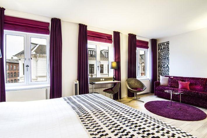 Andersen Hotel, Copenhagen.