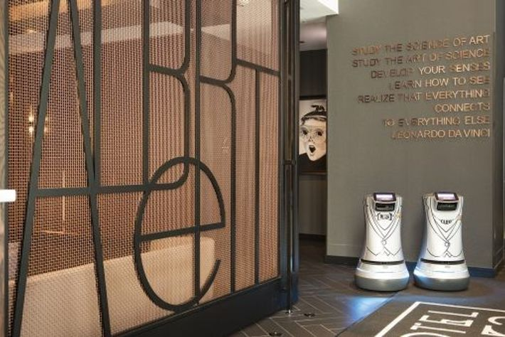 Hotel EMC2.