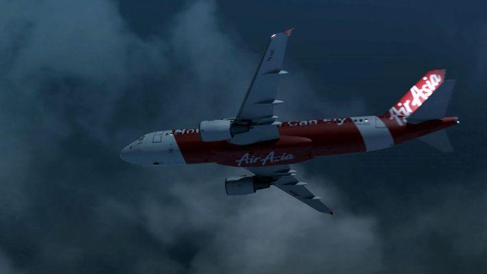 Sneak Peek:The Air Asia Flight
