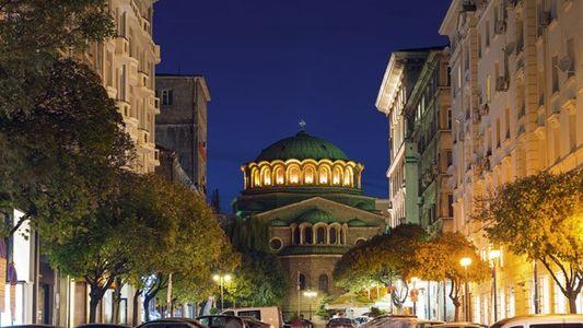 City life: Sofia