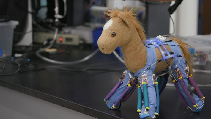 Watch How Ordinary Objects Can Be Turned Into Robots