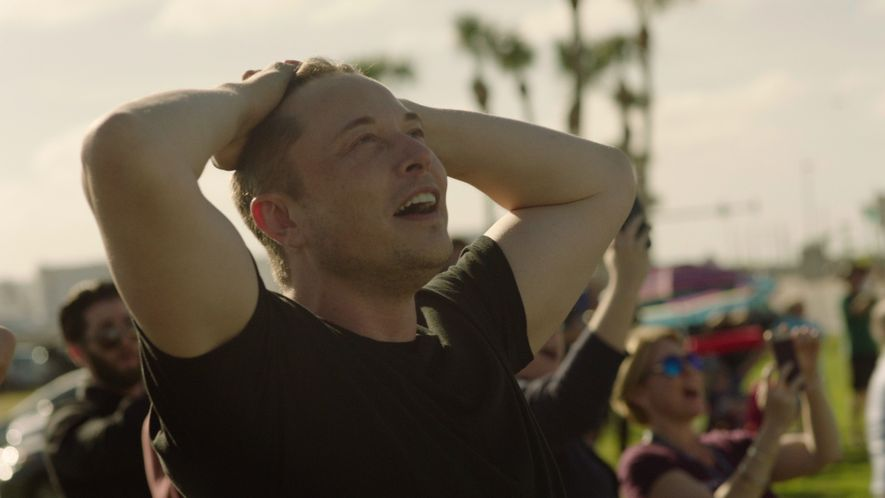 Behind-the-Scenes: See How Elon Musk Celebrated the Falcon Heavy Launch