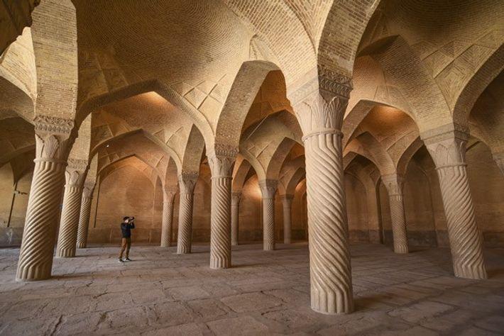 Vakil Mosque, Iran