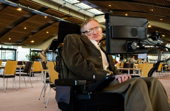 Stephen Hawking made several important discoveries including that black holes leak energy and fade to nothing, ...