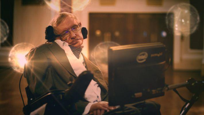 Stephen Hawking In Memoriam: Look up at the stars