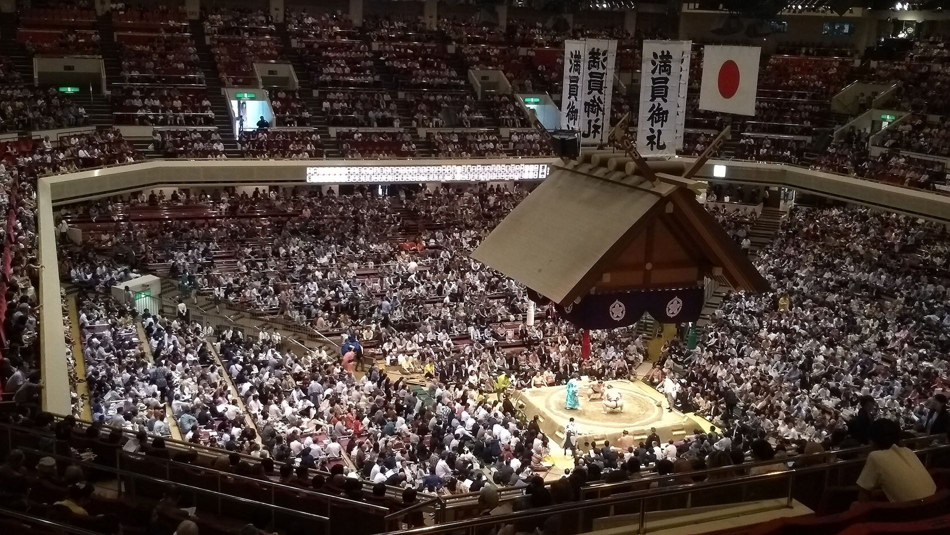 Japan: Sumo in the spotlight | National Geographic