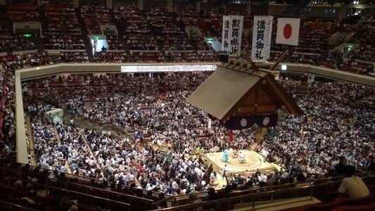 Japan: Sumo in the spotlight
