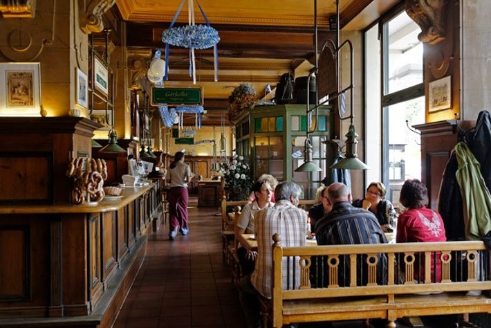 Brauhaus Lemke Restaurant, Berlin, Germany