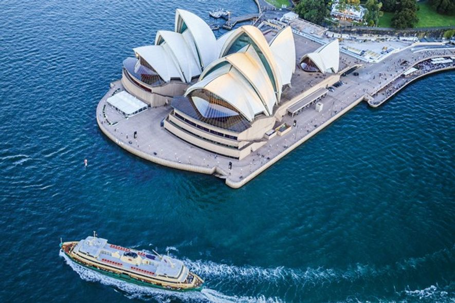 I heart my city: Sydney